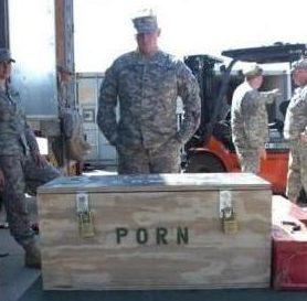 militarporr